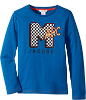 Little Marc Jacobs - MTV Style Long Sleeve T-Shirt (Little Kids/Big Kids)
