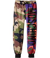 Moschino Kids - Camouflage Sweatpants w/ Logo on Front (Little Kids/Big Kids)
