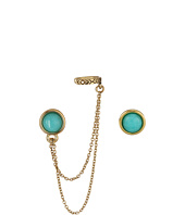 House of Harlow 1960 - Coronado Double Chain Ear Cuff Earrings