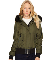 Vince Camuto - Down Bomber with Faux Fur Hood N8331