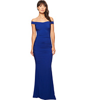 Nicole Miller - Drop Shoulder Gown