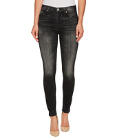 Hudson - Barbara High-Rise Ankle Super Skinny in Onix