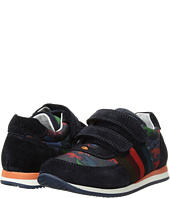 Paul Smith Junior - Sneakers w/ Dino Print (Toddler/Little Kid)