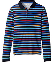 Paul Smith Junior - Striped Polo (Big Kids)