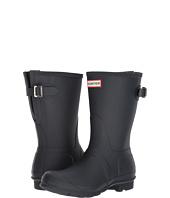 Hunter - Original Short Back Adjustable Rain Boots