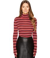 Sonia Rykiel - Striped Wool Turtleneck Sweater