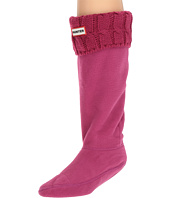 Hunter - Original Tall BS 6 Stitch Cable Boot Socks