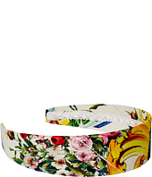 Dolce & Gabbana Kids - Maioliche Floral Headband (Little Kids/Big Kids)