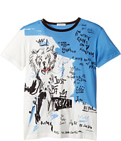 Dolce & Gabbana Kids - Just Be Royal T-Shirt (Big Kids)