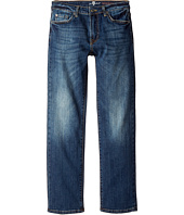 7 For All Mankind Kids - Standard Jean in Seaside Vintage (Big Kids)