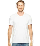 Kenneth Cole Sportswear - Cotton Spandex V-Neck Tee