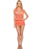 Luli Fama - Take Me to Paradise T-Back Mini Dress Cover-Up