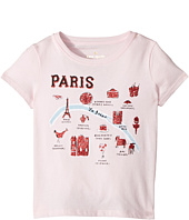 Kate Spade New York Kids - Paris Tee (Toddler/Little Kids)