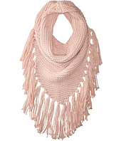 Steve Madden - Triangle Snood w/ Fringe