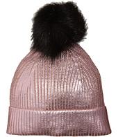 Steve Madden - Solid Metallic Cuff Hat