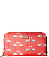 Ju-Ju-Be - Coastal Be Spendy Zip Around Clutch Wallet