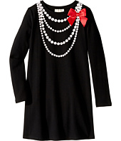 Kate Spade New York Kids - Pearl Necklace Dress (Little Kids/Big Kids)
