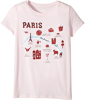 Kate Spade New York Kids - Paris Tee (Little Kids/Big Kids)