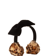 Kate Spade New York Kids - Faux Leopard Earmuffs