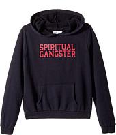 Spiritual Gangster Kids - SG Varsity Pullover Hoodie (Big Kids)