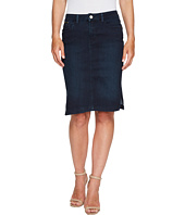Ivanka Trump - Denim Pencil Skirt