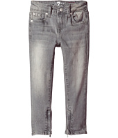7 For All Mankind Kids - Denim Jeans in London Grey Skies (Big Kids)