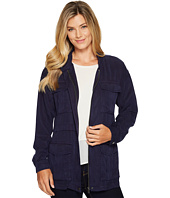 TWO by Vince Camuto - Tencel Twill Relaxed Cargo Jacket