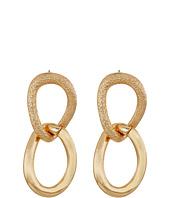 GUESS - Double Link Drop Earrings