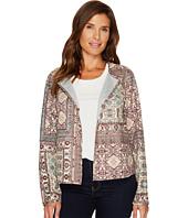 Tribal - Reversible Suede Jacket