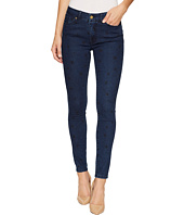 Ivanka Trump - Woven Denim Pants in Authentic Blue
