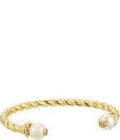 Tory Burch - Rope Logo Bead Cuff Bracelet