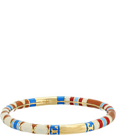 Tory Burch - Geo Striped Bangle