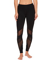 Ivanka Trump - Mesh Active Leggings