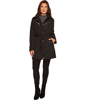 MICHAEL Michael Kors - Belted Quilt with Hood M421257CZ
