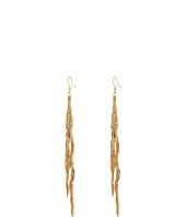 GUESS - Fringey Linear Earrings