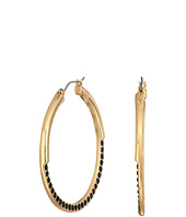 GUESS - Hoop with Stones Earrings