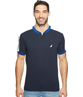 Nautica - Short Sleeve Racer Polo