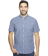 Nautica - Short Sleeve Buffalo Plaid