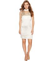 kensie - Crinkled Satin Dress KSNU7058