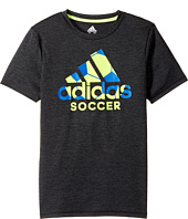 adidas Kids - Sport Performance Tee (Big Kids)