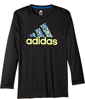 adidas Kids - Clima Photo Sport Tee (Big Kids)