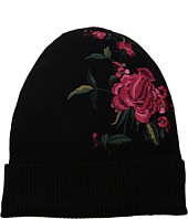 LAUREN Ralph Lauren - Chrysanthemum Embroidered Hat
