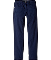 Hudson Kids - Jagger Slim Straight Twill in Moroccan Blue (Big Kids)