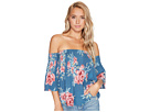 Free Flows Woven Top