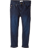 Hudson Kids - Collin Skinny Fit Five-Pocket French Terry in Canal Blue (Toddler/Little Kids)