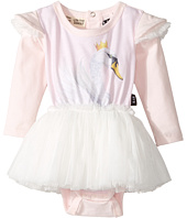 Rock Your Baby - Swan Lake Long Sleeve Circus Dress (Infant)