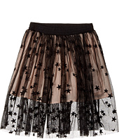 Stella McCartney Kids - Amalie Star Embroidered Tulle Skirt (Toddler/Little Kids/Big Kids)