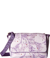 Versace Kids - Lady Bug Barocco Print Logo Diaper Bag