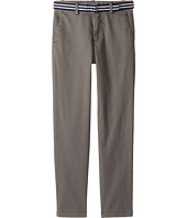 Polo Ralph Lauren Kids - Belted Stretch Cotton Chino Pants (Little Kids)