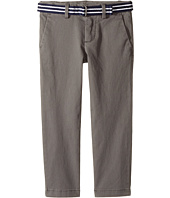Polo Ralph Lauren Kids - Belted Stretch Cotton Chino Pants (Toddler)
